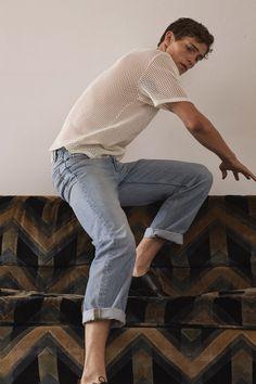 Sandro Spring 2018 Menswear Photos