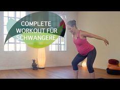 HappyBauch (10) - Sport Schwangerschaft - Schwangerschaftsgymnastik - 30 Minuten   by Fitnessmutti - YouTube