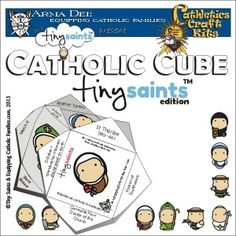 All Saints: Quizzing, Matching, Bingo and more...with the Tiny Saints!