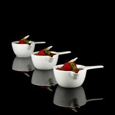 Churchill Crockery Menu Sizzle Dessert Pans. Find this range, or one like it, at https://www.pattersons.co.uk/products/30032-Catering-Crockery