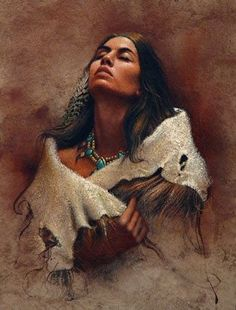 lee bogle native american artist