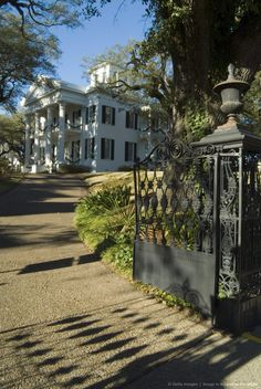 Stanton Hall, Natchez, Mississippi, I went to the Queen's Ball here during the Pilgrimage when I was in college...it was magical!