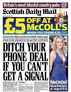 Scottish Dail Mail
