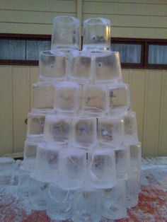1000 images about ice cube tree on pinterest cubes for How to calculate board feet in a tree