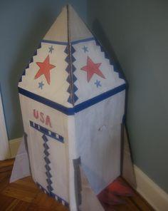 Activities: Build a Rocket Ship