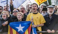 Catalan independence back on track as new leader is sworn in