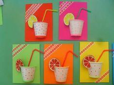 Znalezione obrazy dla zapytania juice crafts for kids