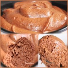 Mousse au chocolat de Conticini - The Best Canned Recipes Chocolate Cake Recipe Easy, Homemade Chocolate, Chocolate Desserts, Mousse Dessert, Creme Dessert, Mousse Cake, Sweet Recipes, Cake Recipes, Dessert Recipes