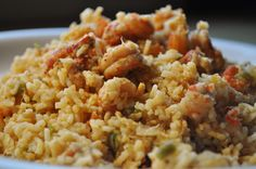 Cajun Craw-fish Dressing.It is light, delicious, healthy, and loaded with flavor my Cajun Craw-fish Dressing.