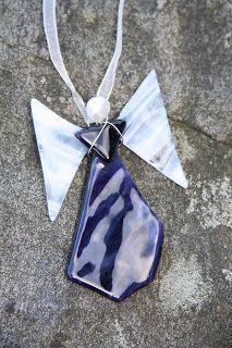 Bruce GlassDesign simple angel