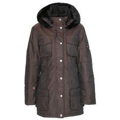 Wellensteyn Damen Jacke / Form: Schneezauber / Farbe: braun / aus dem Wellensteyn Online Shop
