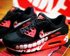 85b461b3d01fa8 Nike Air Max 90 x Customs