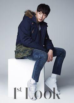 Seo Kang Joon - Beauty and Youth, 1st Look Magazine Vol.80