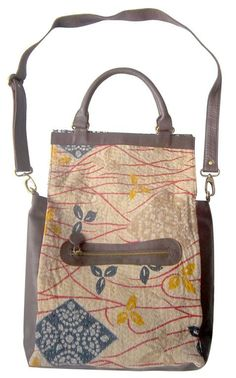 {Yvette Crossbody Bag} Rising Tide Fair Trade