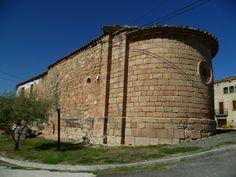 Os invitamos a pasear por la iglesia de Santa María del Camí  #historia #turismo http://www.rutasconhistoria.es/loc/santa-maria-del-cami