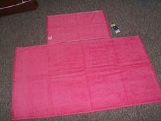 My Decoupaged Life: Hooded Towel {tutorial}