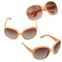 Women's Retro Vintage Shades Oversized Designer Sunglasses