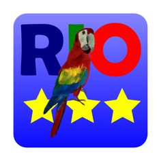 Angry Birds Rio 3 Stars