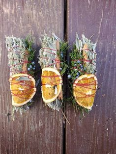 This item is unavailable Clay Christmas Decorations, Christmas Crafts, Stick Decorations, Magick, Witchcraft, Herbal Magic, Baby Witch, Witch Aesthetic, Smudge Sticks