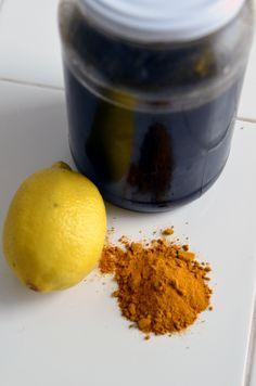 naturalna maseczka na zmarszczki + spis szkodliwych związków
