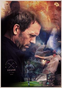 House MD collage