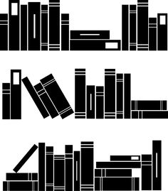 book decal