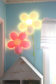 Ikea Flower Woodland Room Nursery Rhymes Lights S Bedroom