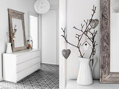 Un piso decorado en gris que hará que te olvides del blanco! | Decorar tu casa es facilisimo.com