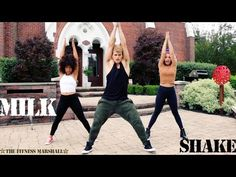 This Fitness Marshall  ~ milkshake ~ Video Is a Calorie-Torching Dance Party