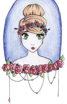 Flower girl by Stetfan
