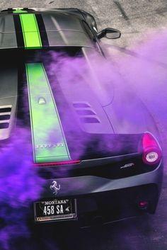 vividessentials: Smoke grenades and cars | vividessentialsVisit...