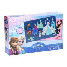 Disney Frozen Maak je eigen Vilt Kunstwerk Groot