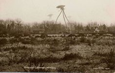 The War of the Worlds: Tripods on Horsell Common - Lucy Reynolds