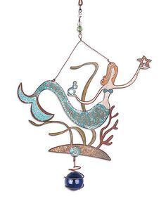 Loving this Mermaid Spinner on #zulily! #zulilyfinds