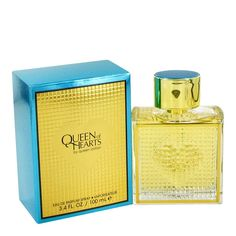 Queen of Hearts by Queen Latifah, 3.4 oz. Eau De Parfum for Women