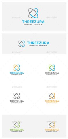 Threezura	  Logo Design Template Vector #logotype Download it here: http://graphicriver.net/item/threezura/10363736?s_rank=115?ref=nexion