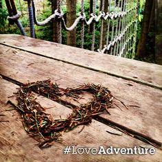 Love heights. #LoveAdventure