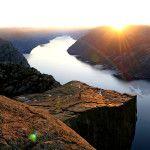 Top Hikes: The Pulpit Rock (Preikestolen)