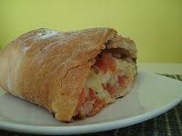 Te amo, Palmirinha!: Pão Especial de Bacon
