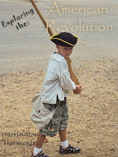 Post on our recent Revolution Unit, Booklist and Geography Idea. | Harrington Harmonies