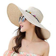 e49c343b38b Women Floppy Sun Hat Hats For Short Hair