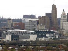 Cincinnati Bengals--Paul Brown Stadium