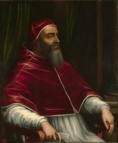 Portrait of Pope Clement VII - Sebastiano del Piombo. Paul Getty Museum, Los Angeles CA, USA. Pope Leo X, Papal Bull, English Reformation, The Last Judgment, Tudor Dynasty, Catherine Of Aragon, Religion, Getty Museum, Santos
