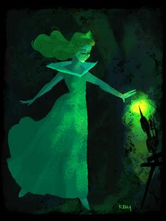 These Disney Princess Paintings Will Brighten Your Day | Oh My Disney