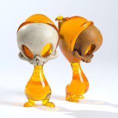 Mini Honey Skelve by: Brandt Peters #brandtpeters #circusposterus