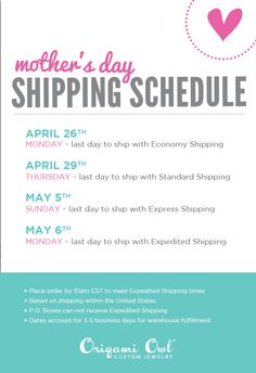 A Living Locket is the perfect Mother's Day gift!  Go to j2designs.origamiowl.com TODAY and get a gift that will show the mothers in your life just how special you know they are.  Remember, if you e-mail j2designgirls@gmail.com by May 1st with proof of purchase, you can add ONE FREE CHARM of you choice to you order!