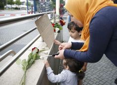 Munich Mosques Shelter Shooting Victims | About Islam