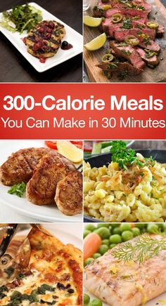 Quick and easy dinners that won't break the calorie bank? We've got 14 for you to try and love. Jalapeno Lime Healthy Dinner Ideas for Delicious Night & Get A Health Deep Sleep 600 Calorie Meals, No Calorie Foods, Low Calorie Recipes, 300 Calorie Dinner, Meals Low In Calories, 300 Calorie Workout, Low Cal Dinner, Workout Meals, Healthy Cooking