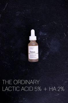Die 3 besten THE ORDINARY Säure Peelings für jeden Hauttyp! Der Unterschied von BHA und AHA erklärt und welches chemische Peeling für dich geeignet ist. Günstig, reizarm formuliert und ohne Alkohol oder Duftstoffe! #theordinary #hautpflege #säurepeeling #chemischespeeling #skincare