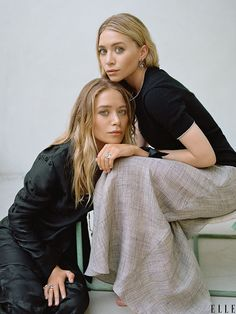 Mary-Kate and Ashley Olsen Reveal Their Style Icons (Hello, Gigi Hadid!), Share Must-Have Fashion Staples | E! Online Mobile